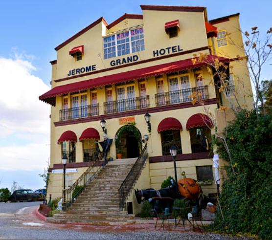 Top 3 Haunted Hotels In Arizona Stella Jayne Phillips