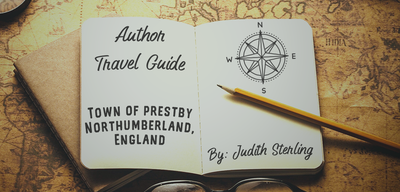Author Travel Guide: Prestby in Northumberland, England