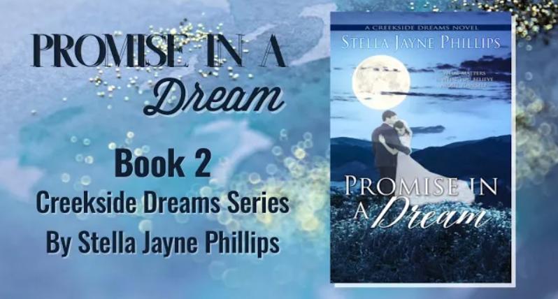 Book Trailer: Promise in a Dream
